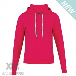 Babolat Hoodie Exercise Sweat Rose